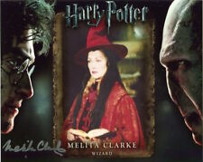 Melita Clarke Photo Signed In Person - Wizard in Harry Potter - E542