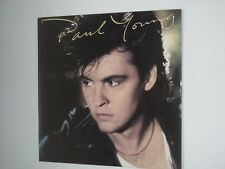 PAUL YOUNG The Secret Of Association LP 1985 Aussie Press