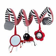Playpen Baby® Spiral Hanging Stroller Ladybug Bell Rattle