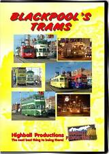 Blackpool's Trams DVD NEW Highball Great Britain UK electric tramway trolley