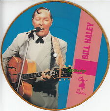 """MAYBELLENE 7"""" PICTURE DISC: BILL HALEY """"SEE YOU LATER ALLIGATOR"""" LIMITED EDITION"""