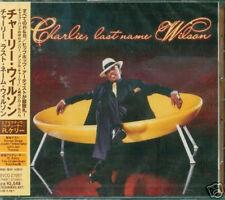 Charlie Wilson Charlie Last Name Wilson - Japan CD-NEW