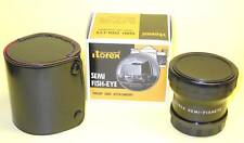 Itorex Semi Fish-Eye Lens in extremely good condition!