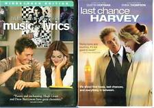 Music and Lyrics  & & Last Chance Harvey - 2 DVDs WS
