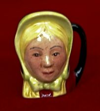 ROYAL DOULTON  Little Nell Charles Dickens Miniature Mug Made In England