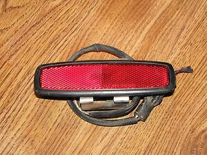 04-08 SUZUKI FORENZA REAR SIDE MARKER LIGHT LH OEM DRIVER