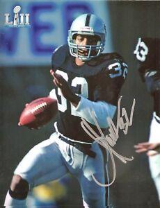 Marcus Allen Autographed Signed 8x10 Photo ( HOF Raiders ) REPRINT