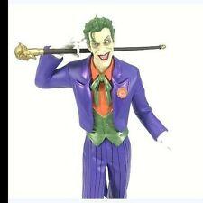 "The Joker with Cane Statue 10"" Figure by Alan Sales Batman - DC Comics Icons"