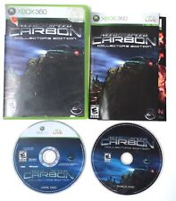 Need for Speed: Carbon - Collector's Edition (Microsoft Xbox 360, 2006) COMPLETE