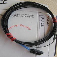1PC New KEYENCE Fiber Optic Sensor FU-38