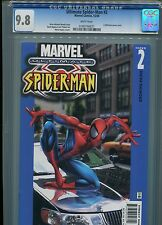 Ultimate Spider-Man #2   (Car Cover)   CGC 9.8  WP