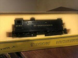american models locomotives Baldwin Switcher S1208 Pennsylvania