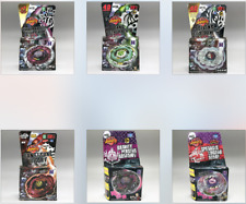 Set Pack of 6 Assorted Beyblades Metal Masters - L Drago Pegasus Fang USA Seller