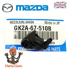 GK2A-67-510B 2003-2008 Mazda6 Front Right Hand Windshield Washer Spray Nozzle