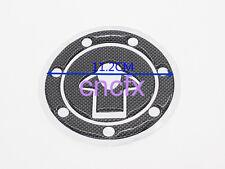1X Fuel Gas Cap Pad Sticker For Kawasaki ZX6R 1994-1997 1995 1996