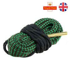 BORE Snake pulizia fucile calibro .22 CAL .223 5.56 mm Canna di fucile CLEANER KIT GG