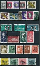 GERMANY DDR (1954-59) *65+ ISSUES; MH & USED*; AS SHOWN; CV 28