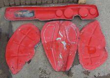 Alfa Romeo  GTA GTV Dash, Splash Shield Molds
