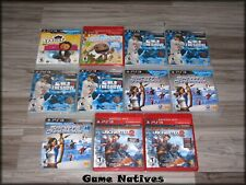 (11) Sony Playstation 3 - PS3 Games - Some Still Sealed - Uncharted 2+