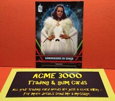 Topps Doctor Who Extraterrestrial Encounters Companions In Space Card 5 ROMANA