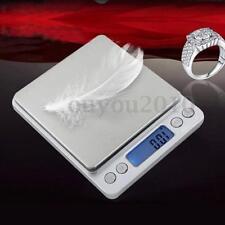 500g x 0.01g Digital Jewelry Precision Scale w/ Piece Counting -500 .01 gram