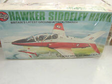 Airfix Hawker Siddeley Hawk ages 8+  aircraft model kit plastic series 3 # 3026