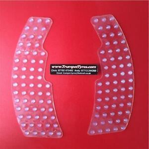 Tank Grip Pads Clear Pad Grips Protection Traction Anti slip Side Grippers kit