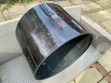 More details for 22in x 16in premier apk excel bass drum shell in blackwood lacquer free p&p
