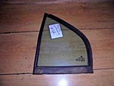 MITSUBISHI CARISMA 2000-2005 HATCH NSR PASSENGER REAR DOOR QUARTER WINDOW GLASS
