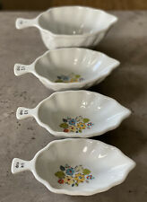 More details for cath kidston woodland rose set of 4 x measuring cups  - displayed only - boxed
