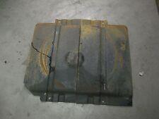 85 86 Ford F-250 350 6.9 4x4 Diesel Fuel Tank Behind Axle Steel Skid Plate OEM