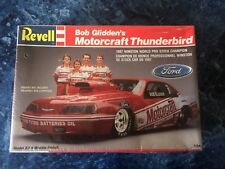 Revell Bob Glidden's Motorcraft Thunderbird Pro Stock Suit Drag Slot Car New