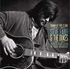 Steve Earle - Down At The Club NEW CD