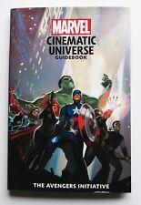 Marvel Cinematic Universe Guidebook Avengers Initiative Graphic Novel Comic Book