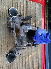 Mercedes SL R129 Throttle Body & Inlet Manifold 0001416525 M104 Engine