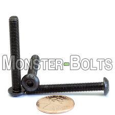 M5 x 40mm - Qty 10 - BUTTON HEAD Socket Cap Screws DIN 9427 Alloy Steel 12.9 5mm