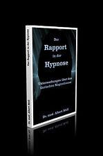 Dr. A. Moll - Der Rapport in der Hypnose.