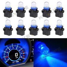 10x T10 16mm Diode LED Blue Odometer Instrument cluster Light Bulbs 5655006