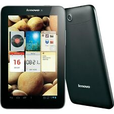 """LOTs [2] MINT Lenovo IdeaPad A2107A-F 7"""" Android Tablets 1.0GHz CPU 8GB Memory"""