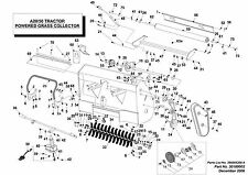 Genuine-Countax k1850 Sweeper PENNELLO STOCK brissle BAR 174004400 - 1429 #V