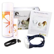 Anti Bark Spray Collar Automatic Humane Citronella Stop Dog No Barking Training