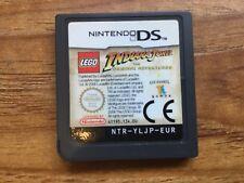 LEGO Indiana Jones The Original Adventures DS Nintendo DS Game, Cartridge Only!