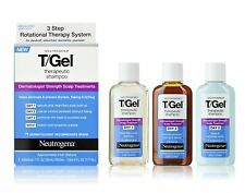 Neutrogena T/Gel Therapeutic Shampoo 3 Step Rotational Therapy Expired:09/2012