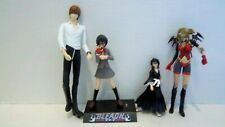 Bleach Anime Deluxe Action figures Toynami Rukia