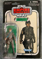 STAR WARS ESB Luke Skywalker Bespin Fatigues VC04 Vintage Collection C-8.5 MOC