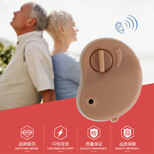 New Hearing Aid Personal Sound Amplifier In the Ear Tone Volume Adjustable jN