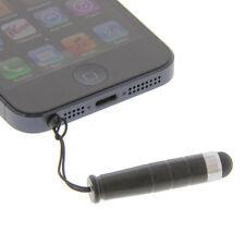 Stylet Stylet Stylet de rechange Mini Noir pour écran tactile capacitif