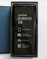 New Samsung Galaxy S8 G950U - 64GB - Black Unlocked Smartphone UK Seller