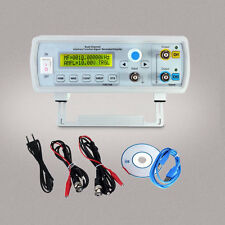 FY3224S 24MHz Dual Channel DDS Function Signal Generator Sine Square Wave Sweep