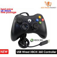 USB Controller Xbox 360 Game Pad Joystick Microsoft PC